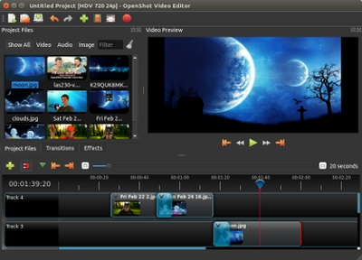Download openshot video editor free video software 100 for 3d editor online