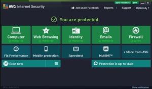 AVG Anti-Virus 2015
