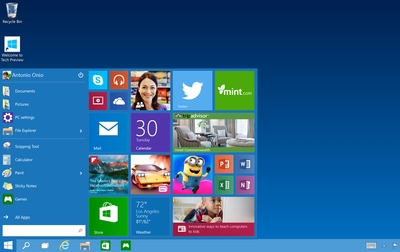 Windows 10 Transformation Pack 7