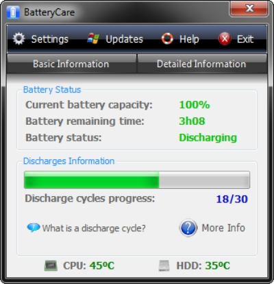Battery Care