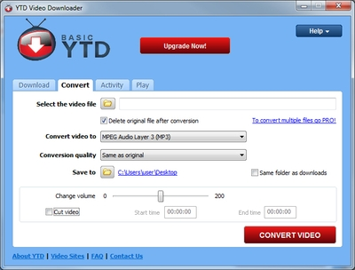 YTD Video Downloader
