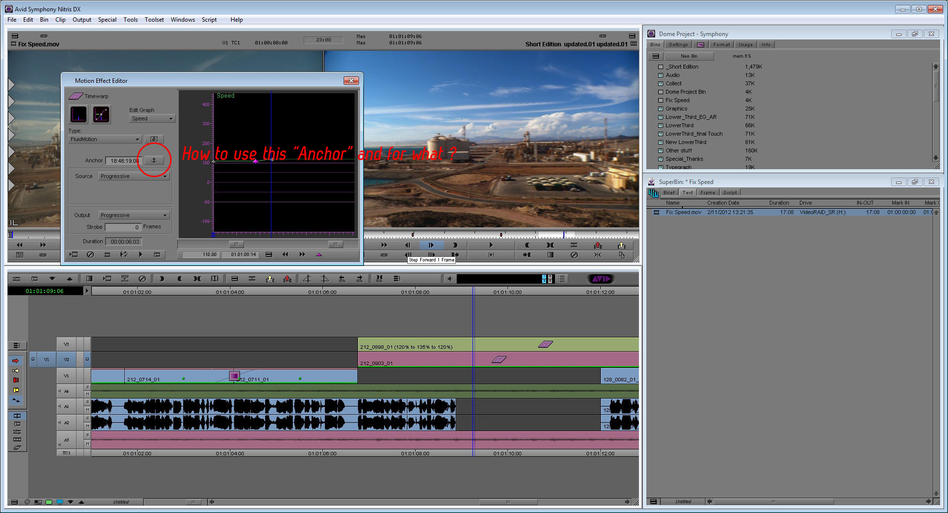 Media composer video editing software for independent editors.