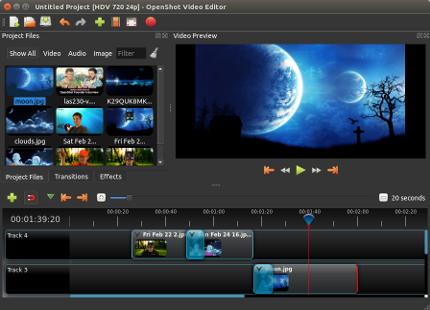 OpenShot Video Editor | Free Video software | 100 ...